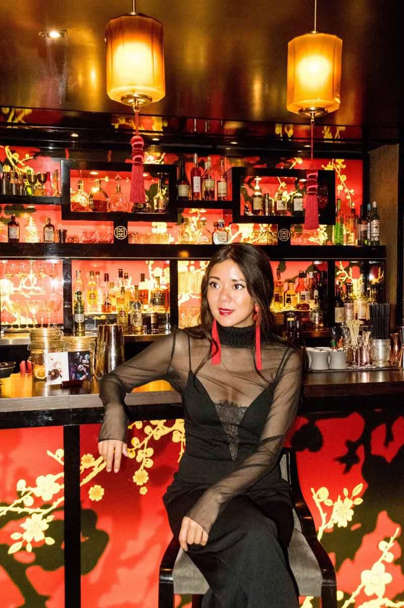 Asian bar paris