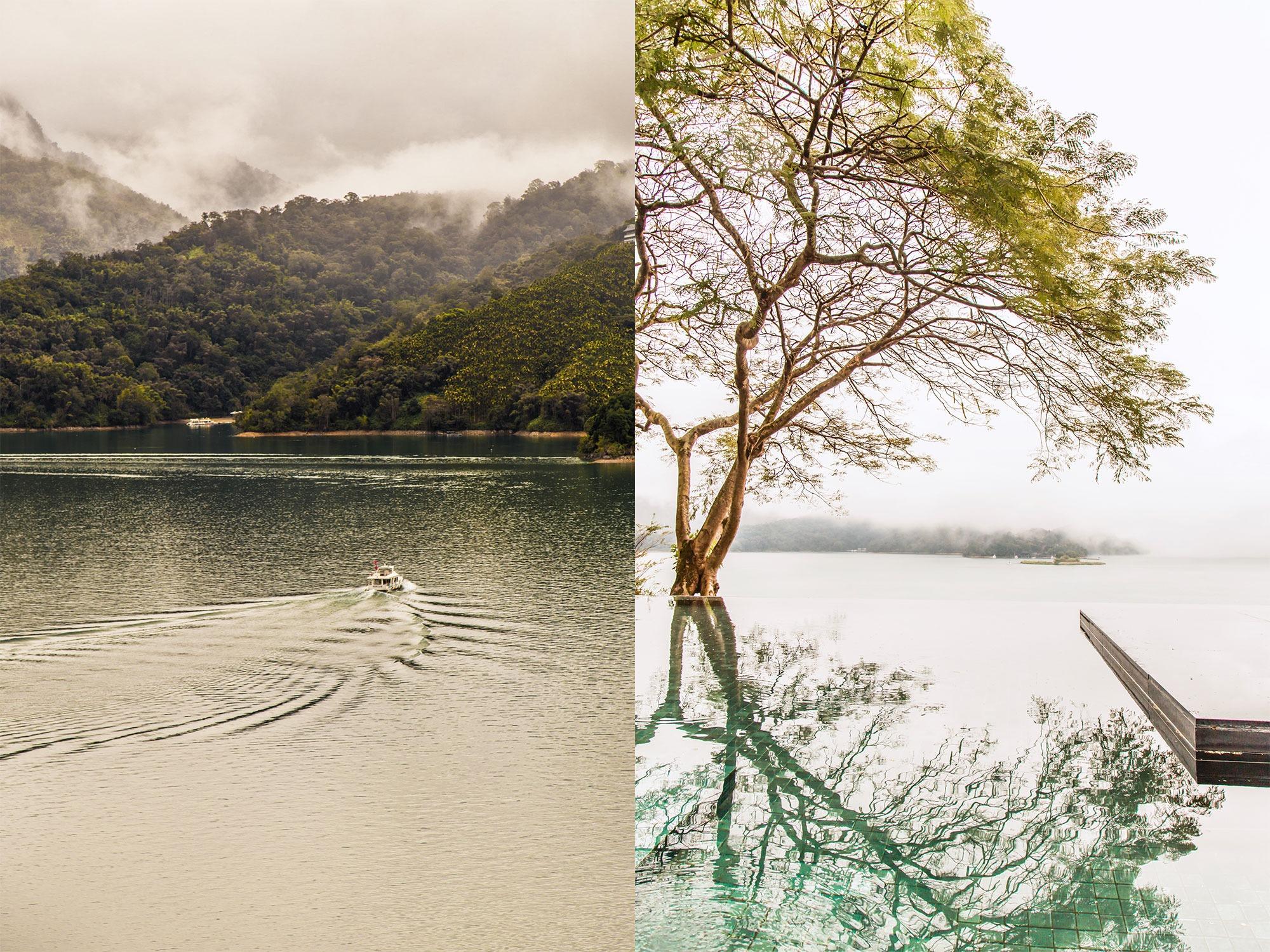 The Lalu Hotel in Sun Moon Lake Nantou Taiwan