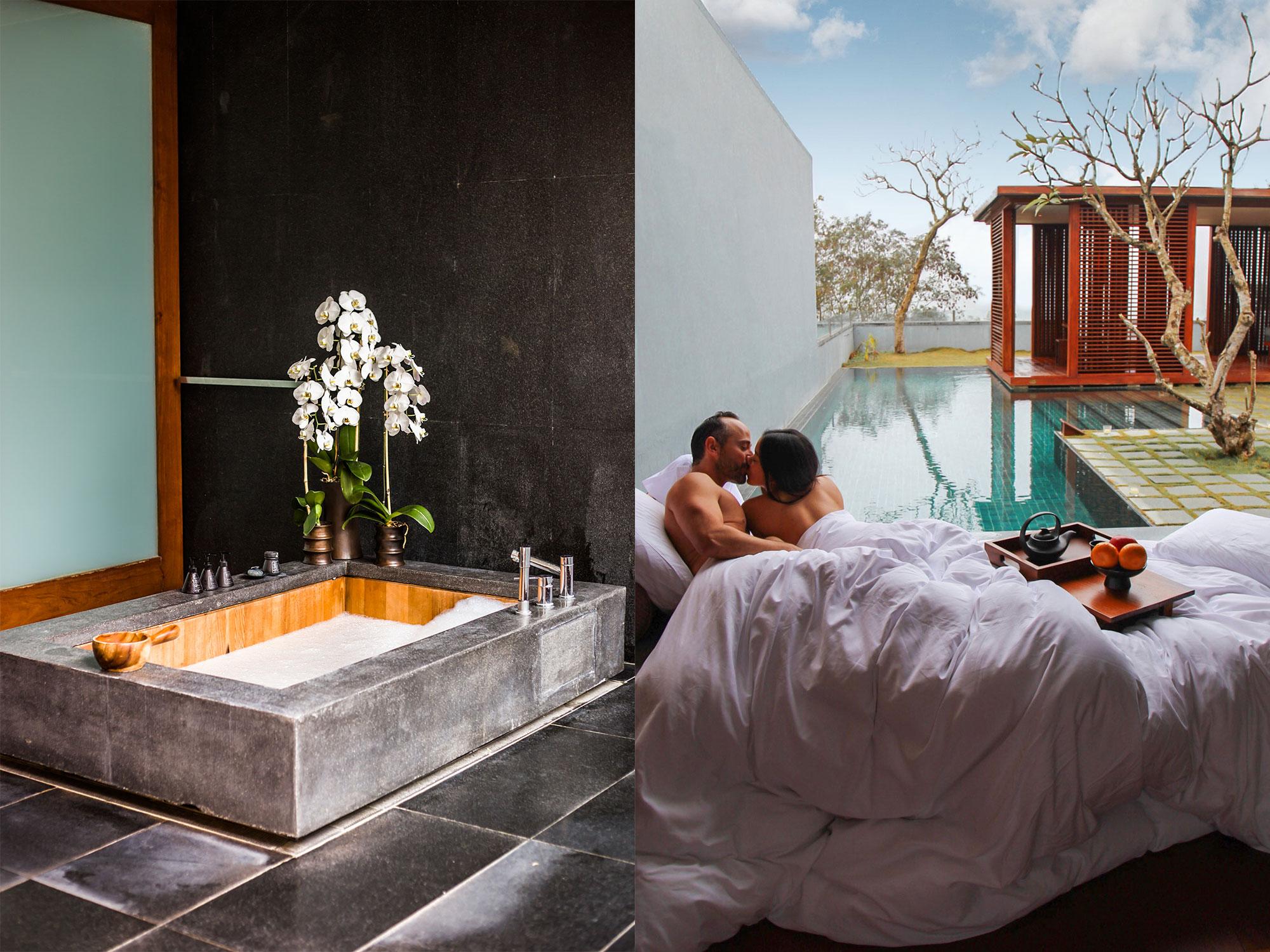 The Lalu Hotel Private Villa